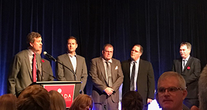 Ontario Business Achievement Award - The Daltco Team