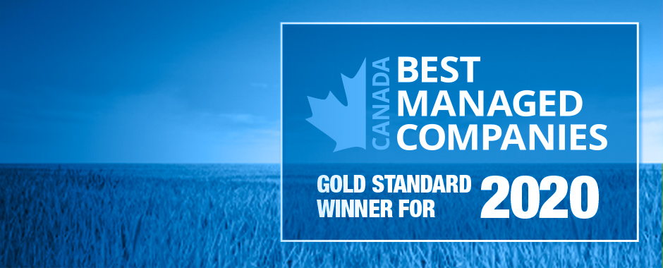 Canada's Best Managed Companies 2020