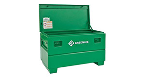 Greenlee Storage Boxes & Racks