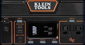 Klein Tools Portable Power Station