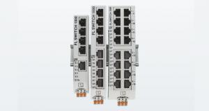 Phoenix Contact 1000 and 1100 series Unmanaged Switches