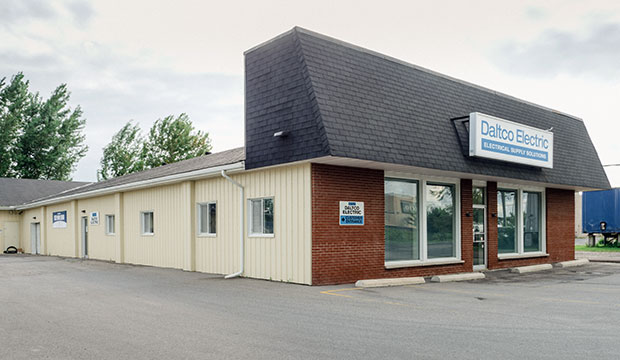 Exterior of Brockville location.