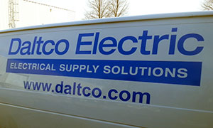 Daltco Electric Van